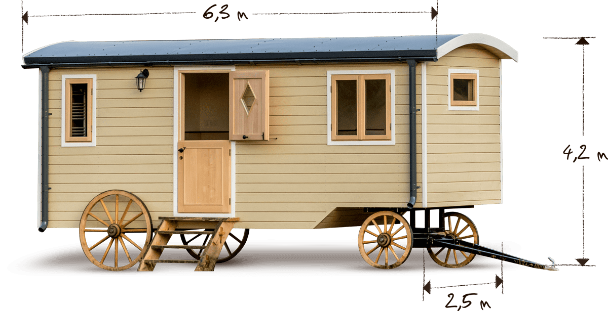 Shepherd Hut Dimensions